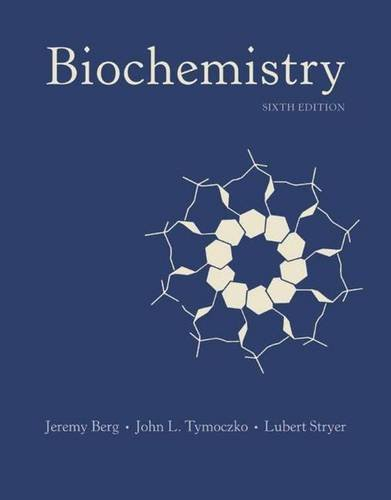 Biochemistry, 6th Edition