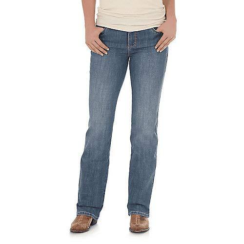 Wrangler Aura Instantly Slimming Jeans 6X32 Light