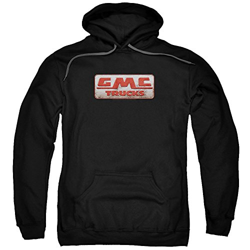 Gmc - Beat Up 1959 Logo Adult Pull-Over Hoodie