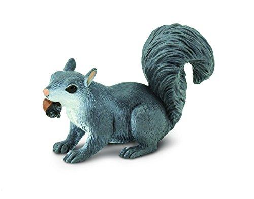 (Safari Ltd Wild Safari North American Wildlife Gray Squirrel)