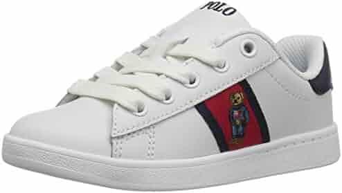 Polo Ralph Lauren Kids Kids' Quilton Bear Sneaker