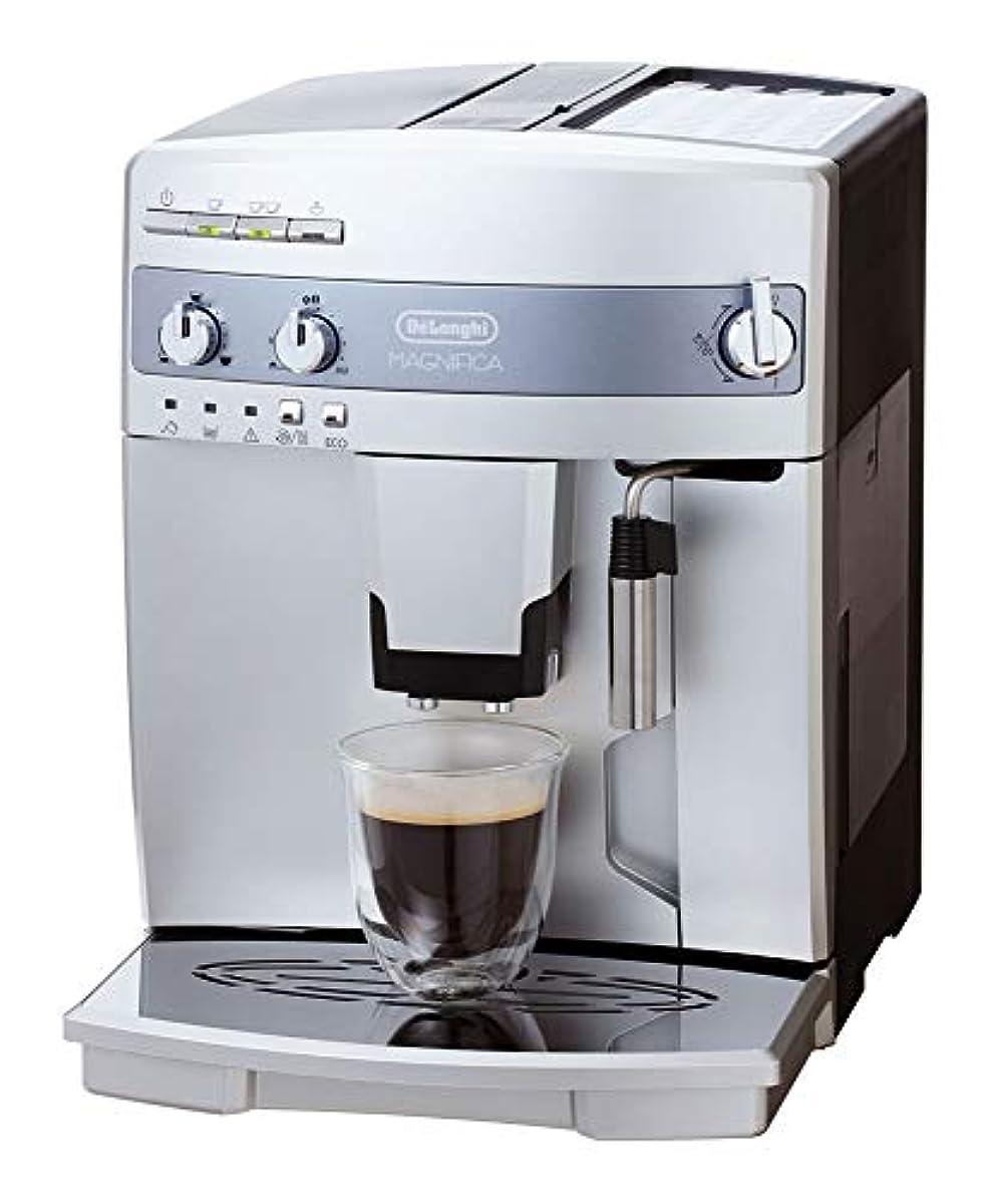 [해외] 엔트리 드롱기 전자동 커피 메이커 머그니후카 실버