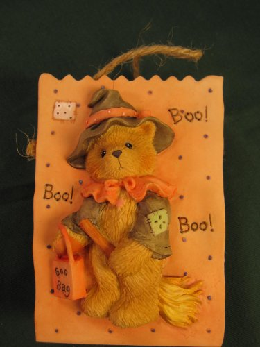 Cherished Teddie......... Resin Halloween Treat Bag... You Lift My Spirits