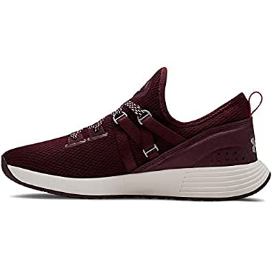 Under Armour Womens Breathe Trainer Red Size: 8.5 US / 8.5 AU