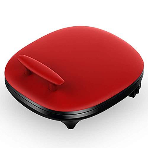 Bdesign Double Up Compact elektrische koekenpan Hot Oven met Dual kookpannen Nonstick, for Pizza, Burgers, koekjes…