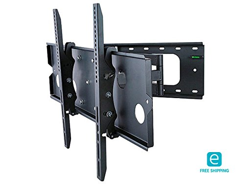Monoprice Essentials Corner Friendly Full Motion Wall Mount