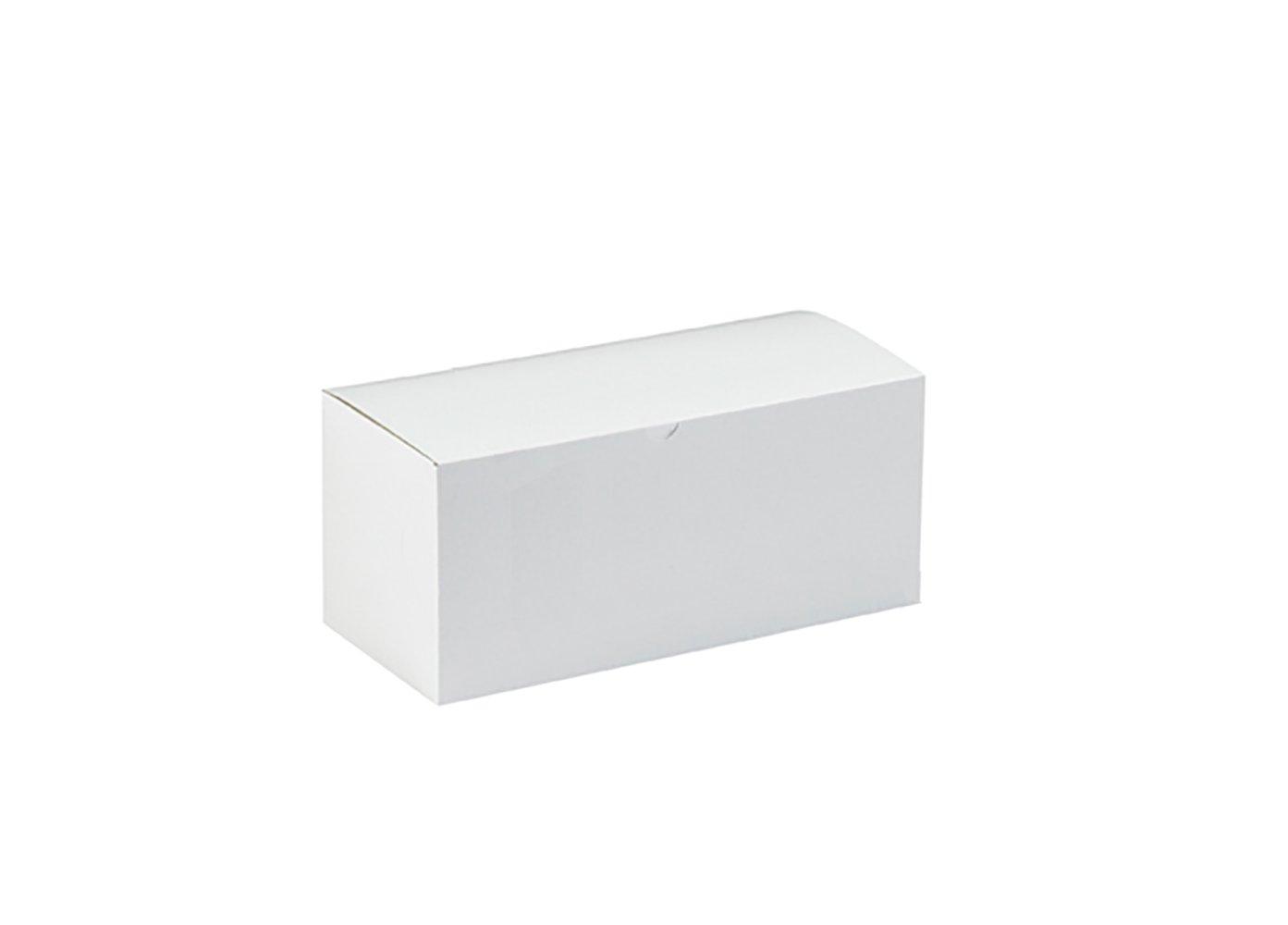 Bridalsource 38,1 x 17,8 cm weiß Kuchen Boxen, weiß, 50 Cake Boxes