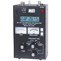 MFJ-269C SWR Antenna Analyzer 530 KHz - 230 / 415-470 MHz Continuous Coverage