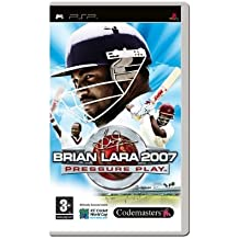 Brian Lara Cricket 2007 Pressure Play Sony Psp