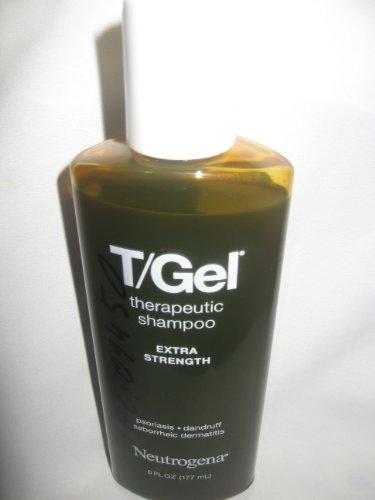 Neutrogena T/Gel Extra Strength Shampoo, 6 oz