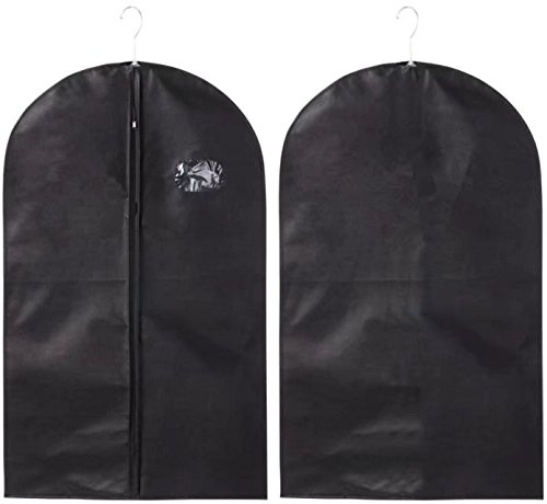 """YAAGLE Garment Cover Breathable Dust Bag 39.4"""",50.4"""",59""""Storage Suits Coats Dresses by YAAGLE (Image #3)"""