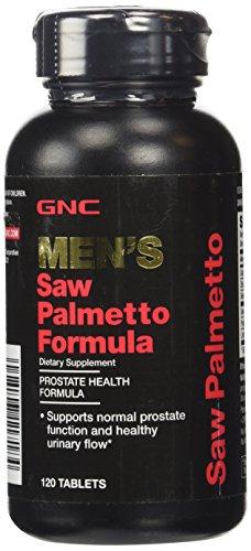 GNC Mens Saw Palmetto Formula product image