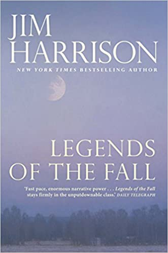 Legends Of The Fall Book