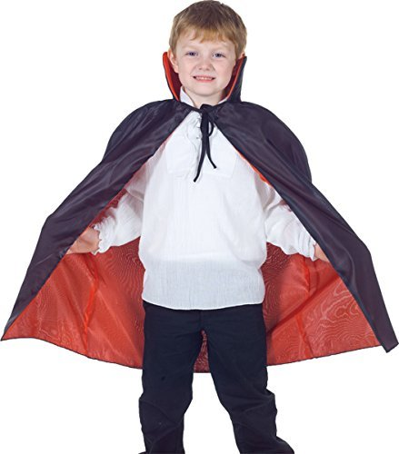 Morris Costumes Big Boys' Cape Taffeta Child, One Size, (Cape Taffeta Costumes)