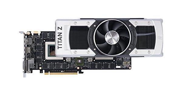 Inno3D NTZ-1DDN-O5LS GeForce GTX TITAN Z 12GB GDDR5 ...