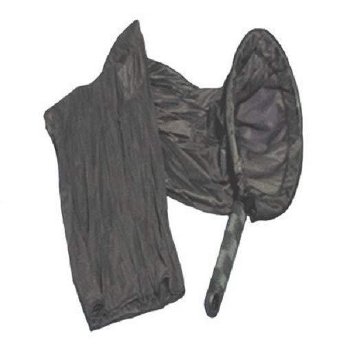- Koi Pond Fish Transport Mesh Sock 48 Inch, Fish-Safe Transfer Net for Pond Fish