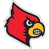 NCAA Louisville Cardinals 12 inch Vinyl Magnet