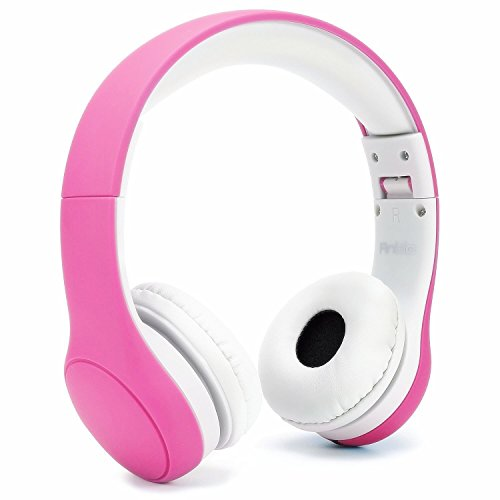 Kids Headphone, Anble Over the Ear Wired Headsets with Microphone, 93dB Volume...