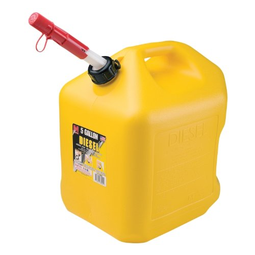 - Midwest Can 8600 Diesel Can - 5 Gallon Capacity