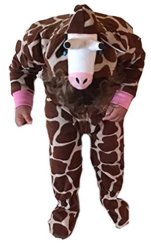 Just Love 6401-3T-Giraffe-New Jumpsuit For Kids/Pajamas by Just Love (Image #1)'
