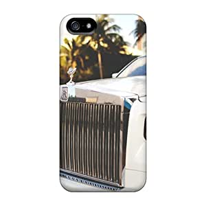 Pao26001wPeY CalvinDoucet Awesome Cases Covers Compatible With Iphone 5/5s - Rolls Royce Phantom