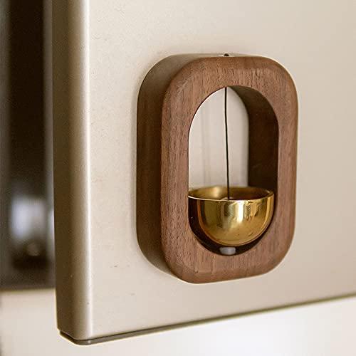 Campana de alerta para puertas en gral / magnetica / madera
