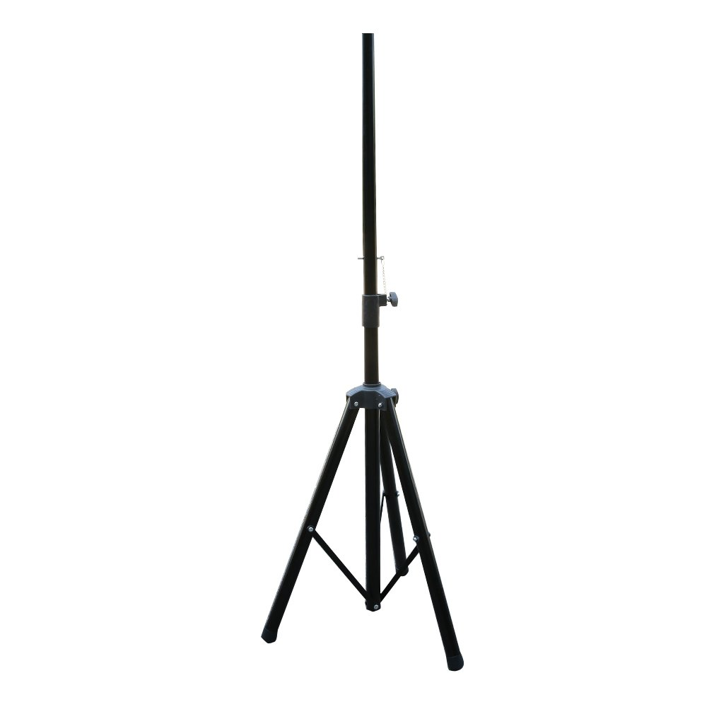 TataYang Speaker Stand Tripod Speaker Stands Premium Floor Speaker Stands,Height Adjustable Monitor Stand