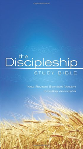 Discipleship Study Bible: Nrsv Including Apocrypha
