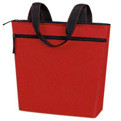 Yens Fantasybag Promotional Zip Tote, SB-28 (Red)