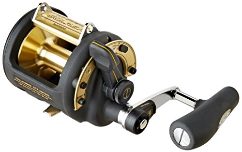Shimano TLD 2 Speed Conventional Reel product image