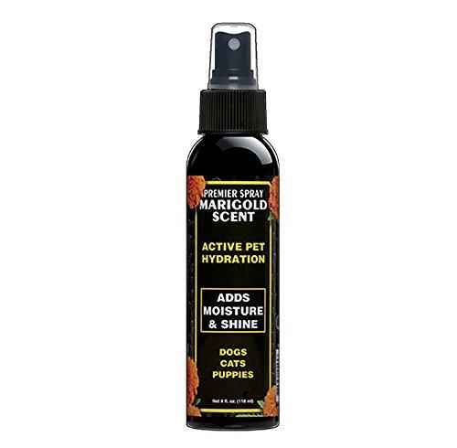 Eqyss Premier Pet Spray Marigold Scent 4 oz (Spray Eqyss Marigold)