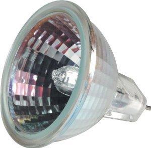 (20 Pack) 50 Watt MR16 GE ConstantColor Halogen Light Bulb / 40 Degree Beam Spread / 12 Volt / GX5.3 Base