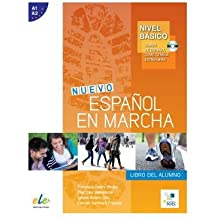 Nuevo Espanol en Marcha Basico : Student Book + CD: Levels A1 and A2 in One Volume (Spanish Edition)