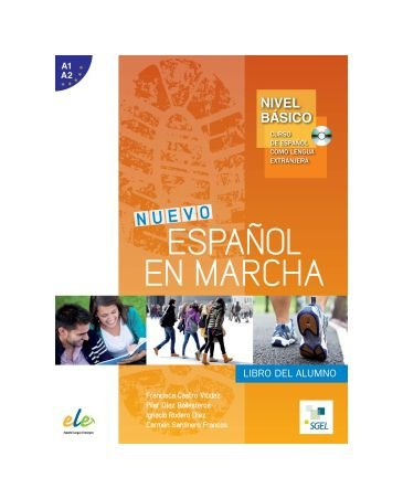 Download Nuevo Espanol en Marcha Basico : Student Book + CD: Levels A1 and A2 in One Volume (Spanish Edition) pdf epub