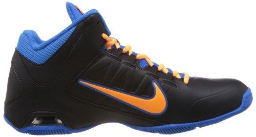 Nike Heren Maan Fingertrap Crosstrainer Zwart Zwart
