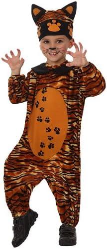 Atosa-10464 Disfraz Tigre, color marrón, 0 a 6 meses (10464 ...