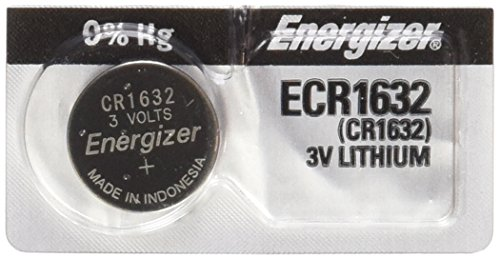 Energizer 04096 Lithium Battery ECR1632BP