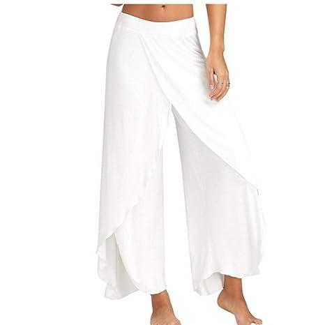 Shuangklei Sexy Big Size Loose Large Jambe Yoga Pantalon ...