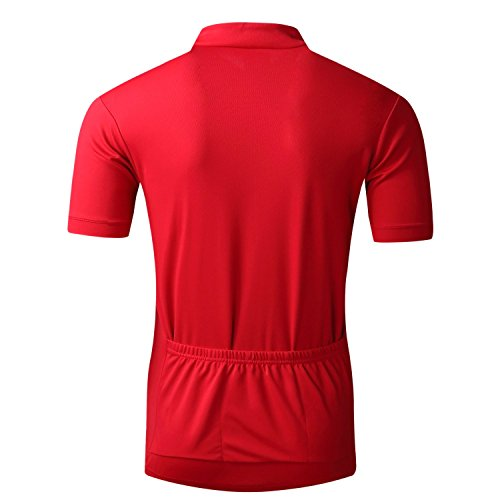 2245e25d9 Spotti Basics Men s Short Sleeve Cycling Jersey - Bike Biking - Import It  All