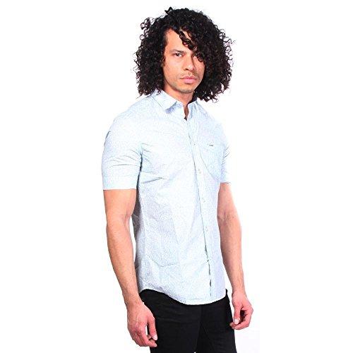 Diesel Hemden S-Wop Knopfleiste Button-Front Herren