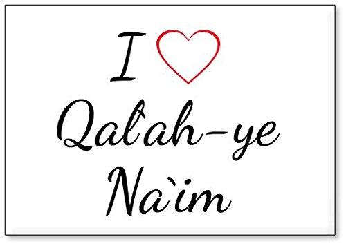 Mundus Souvenirs - Amo Qal`ah-ye Na`im, Imán para Nevera (diseño 3 ...