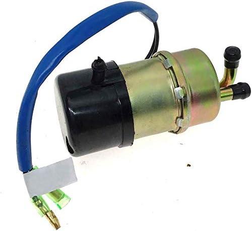 16710-HA7-672 350 Fuel Pump with AM116304 Fuel Filter for Honda 1987-1989 TRX350D 1986-1987 TRX350 Fourtrax 4WD 1987-1989 TRX350D Fourtrax Foreman 4WD