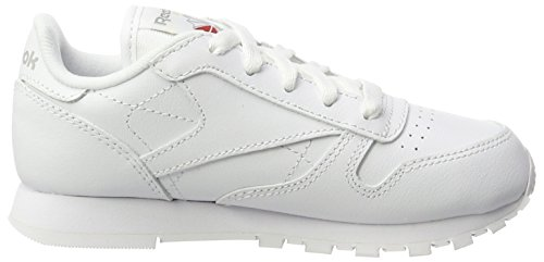 Trail Reebok Niños Leather De 0 Running white Unisex Classic Zapatillas Blanco qqfUwxg1