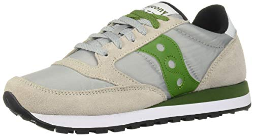 2044 O' In Sneakers green Saucony Camoscio Jazz Grey 8OdwHq