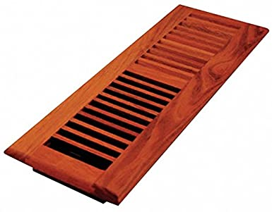 Decor GRATES 4x14 Floor Register Hvac Controls Amazon.com