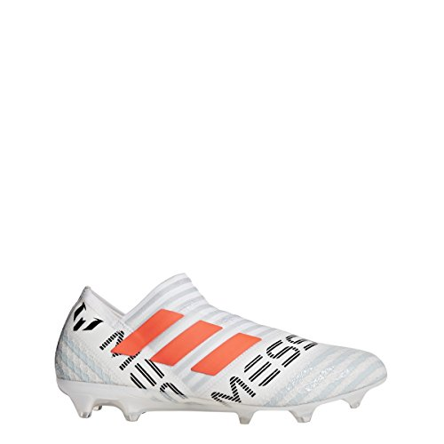 clearance countdown package adidas Nemeziz Messi 17+ Men's Firm Ground Soccer Cleats White-solar Orange-clear Grey best sale online finishline cheap price QJ1oBQ5YN