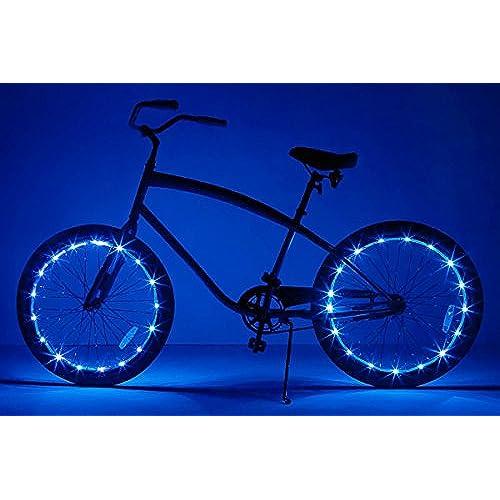 Bike Wheel Lights Amazon Com