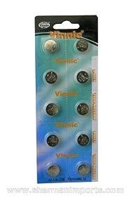 Batteries - Vinnic L1154 Watch Battery 10