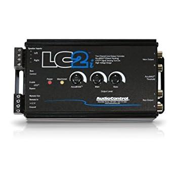 Amazon.com: AudioControl LC2i 2 Channel Line Out Converter