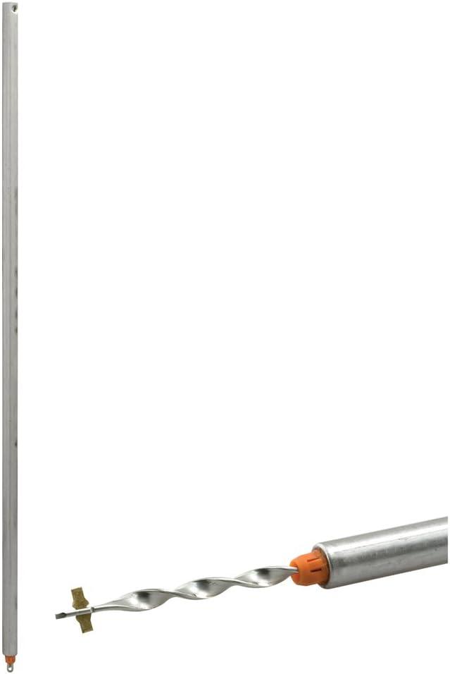 Prime-Line Products FJ 3420 Spiral Non-Tilt Balance 9//16-Inch Red